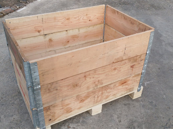 laopak可拆装折叠周转箱