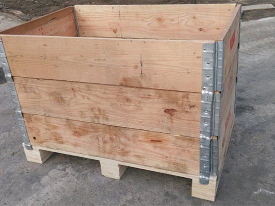 logpak可拆装折叠周转箱1